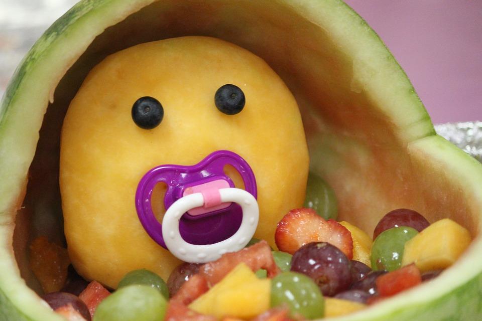 Fruit, Food, Healthy, Apple, Sweet, Baby Shower