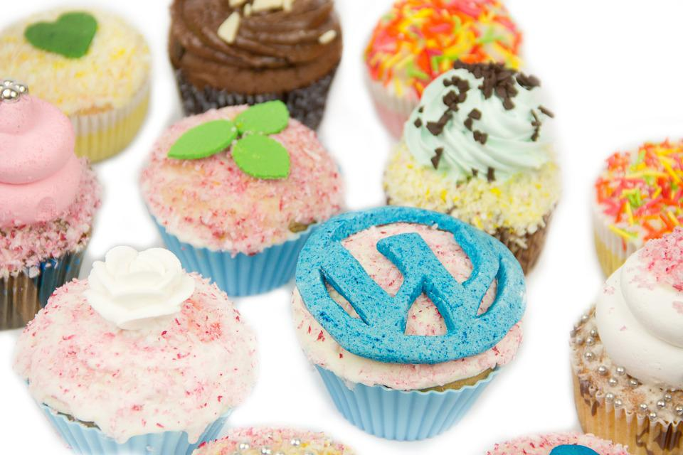 Free photo Sweet Bakery WordPress Delicious Cupcakes Sweets - Max Pixel
