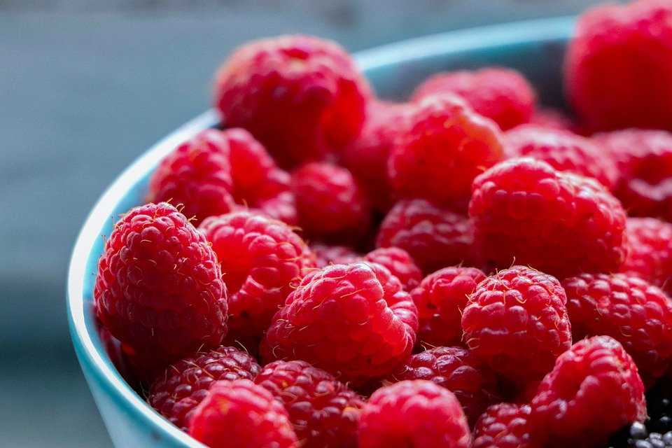 Berry, Fruit, Healthy, Eat, Summer, Red, Sweet, Berries