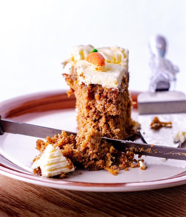 Cake, Carrot, Carrot Cake, Sweet, Delicious, Bake