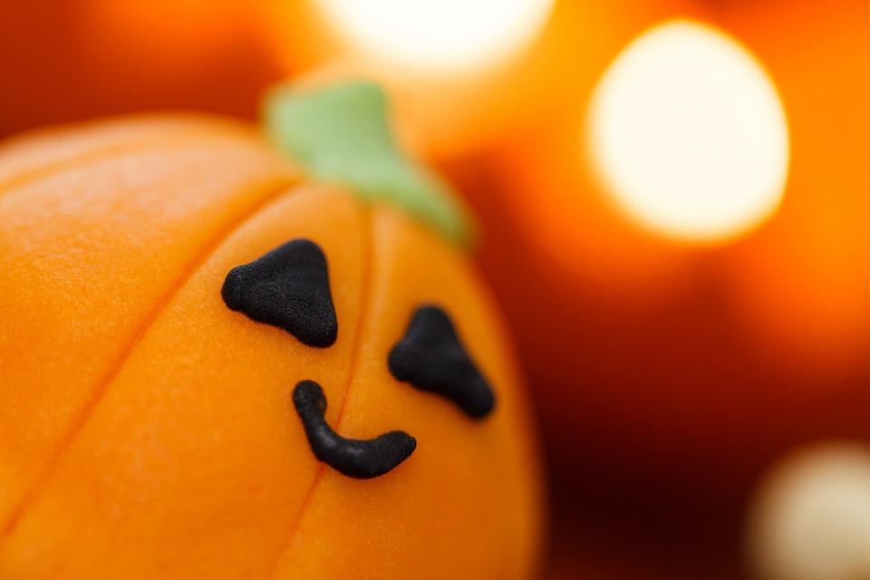 Sweet, Food, Halloween, Dessert, Holiday, Orange, Treat
