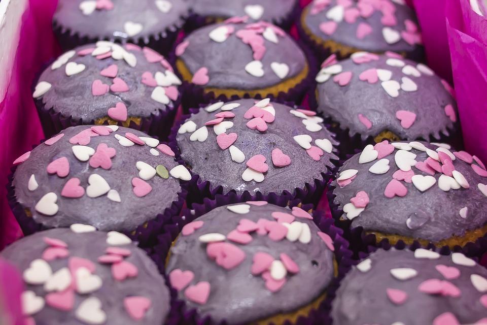 Cupcakes, Muffins, Sweet, Cake, Cupcake, Dessert