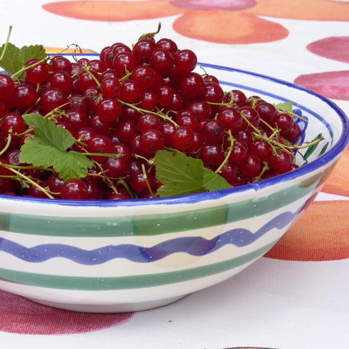 Currants, Red, Red Currant, Berries, Food, Sweet