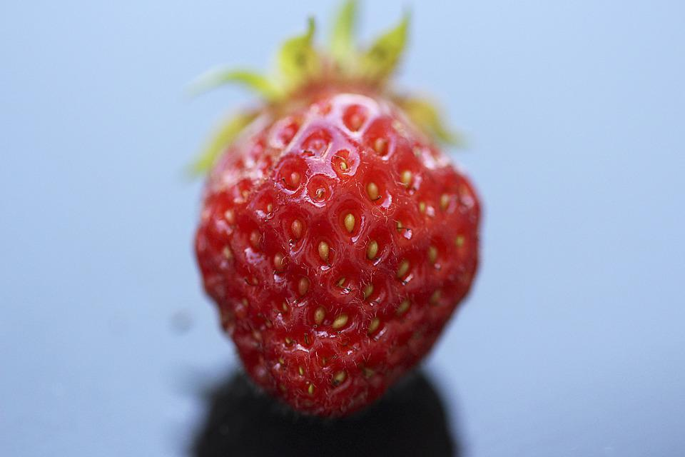 Strawberry, Fruit, Red, Sweet, Delicious, Fresh