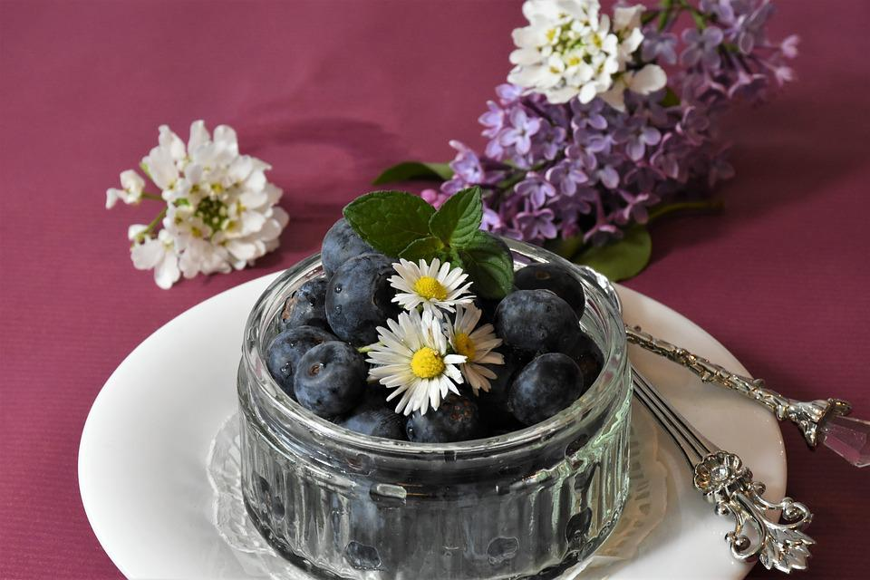 Blueberries, Berry Fruit, Food, Healthy, Fresh, Sweet