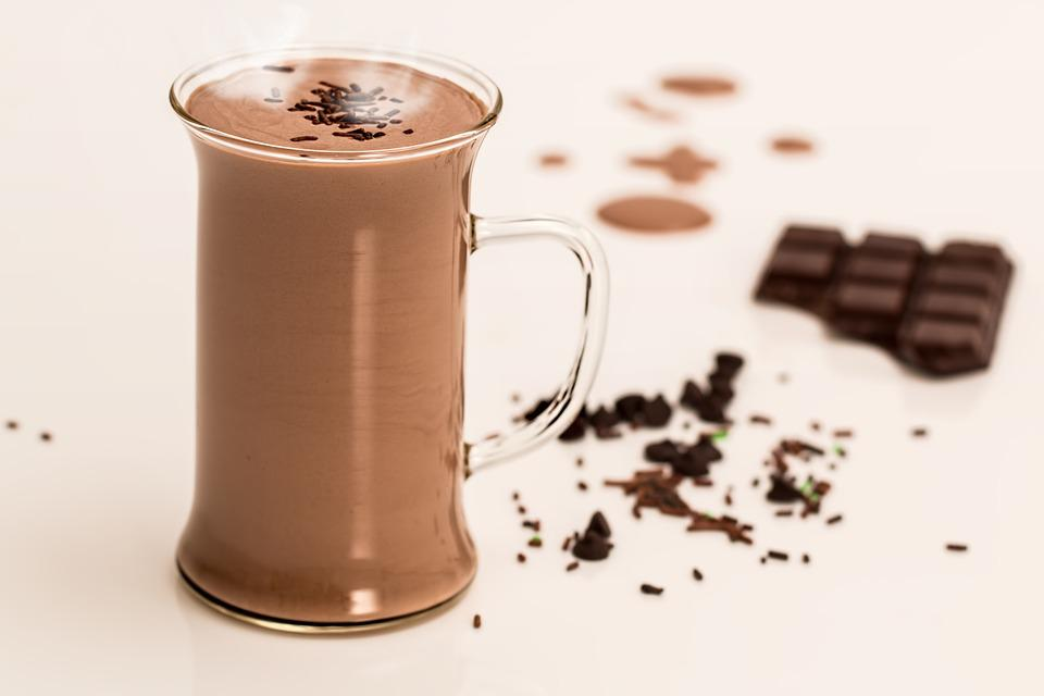 Hot Chocolate, Drink, Dairy, Winter, Milk, Sweet, Cocoa