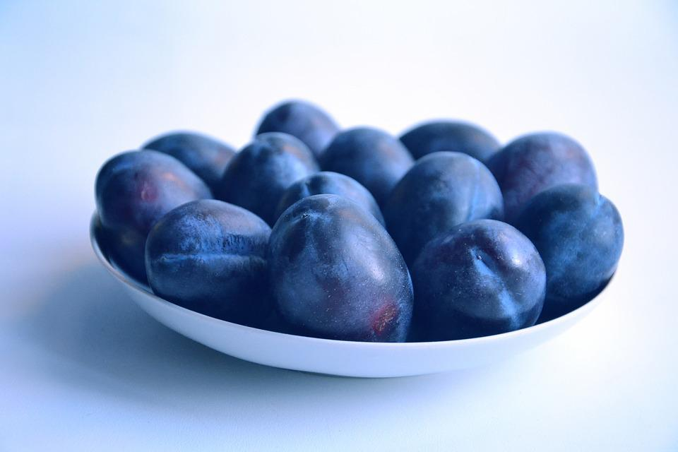 Plum, Fruit, Food, Vitamins, Sweet, Nutrition