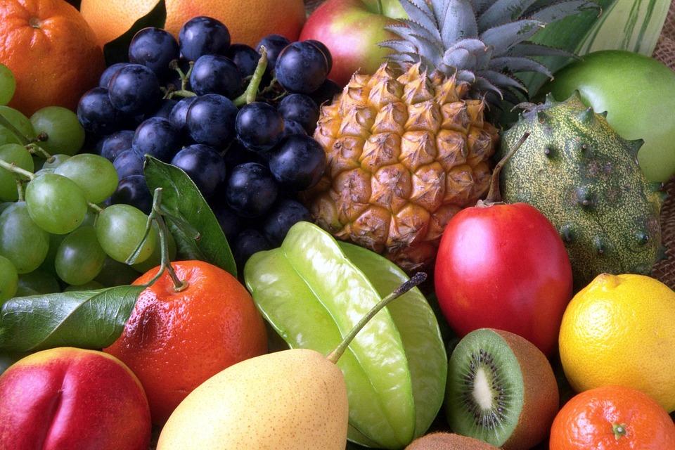 Fruits, Sweet, Fruit, Exotic, Pineapple