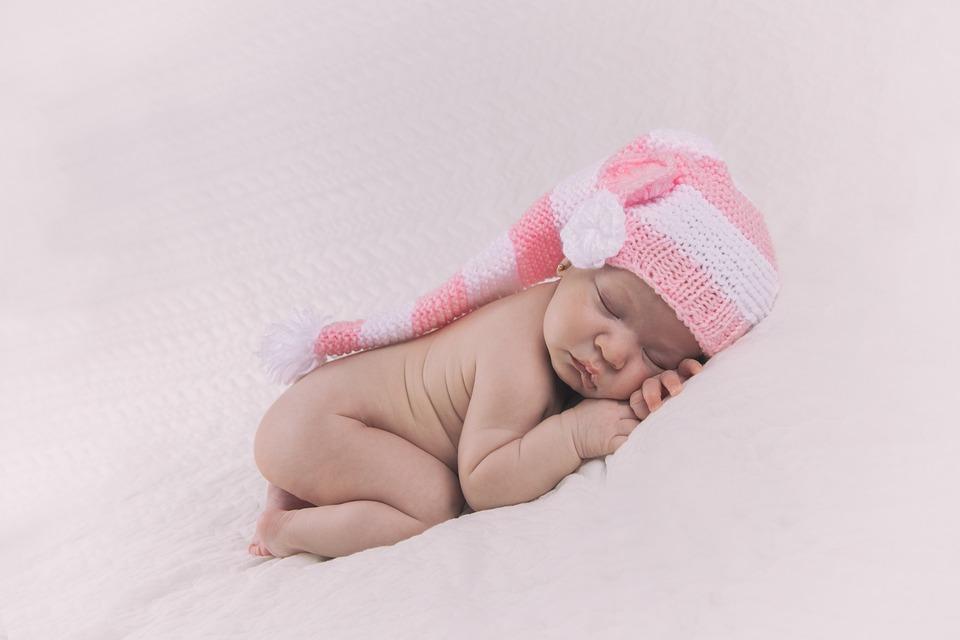 Bebe, Dream, Rest, Baby, Portrait, Children, Sweet