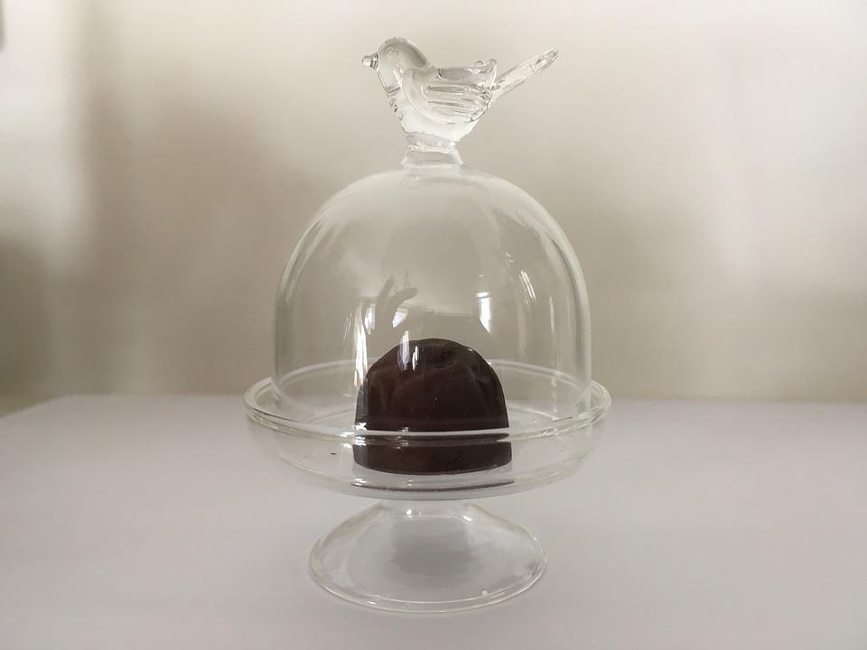 Dessert, Chocolate, Sweet, Piece, Snack, Romantic