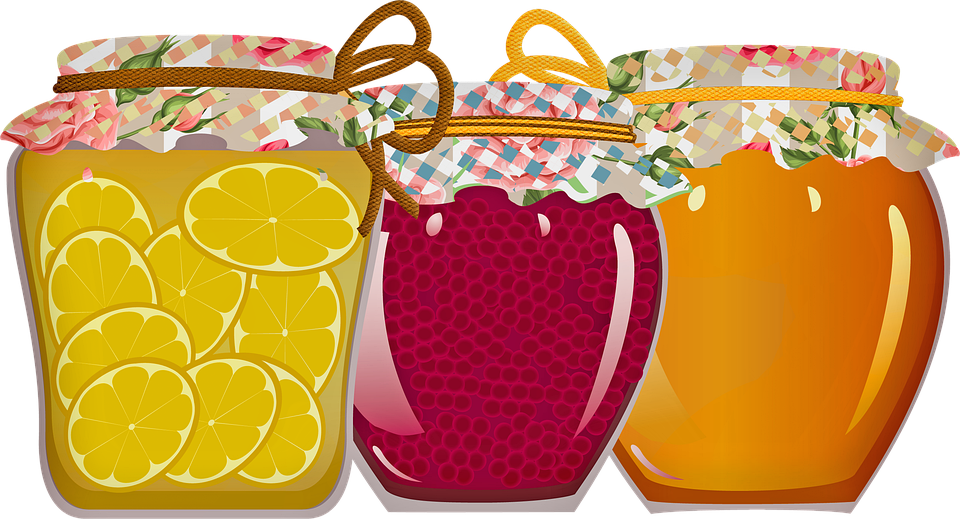 Jam, Food, Jar, Jelly, Breakfast, Sweet, Tart, Canning