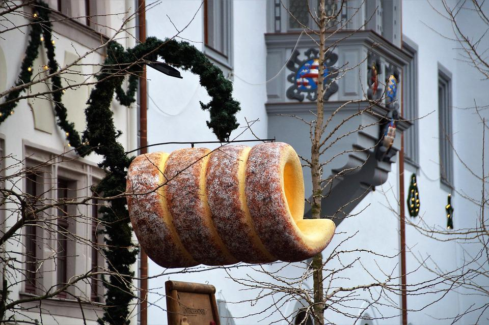 Goof, Trdelník, Traditional, Czech, Delicacy, Sweet