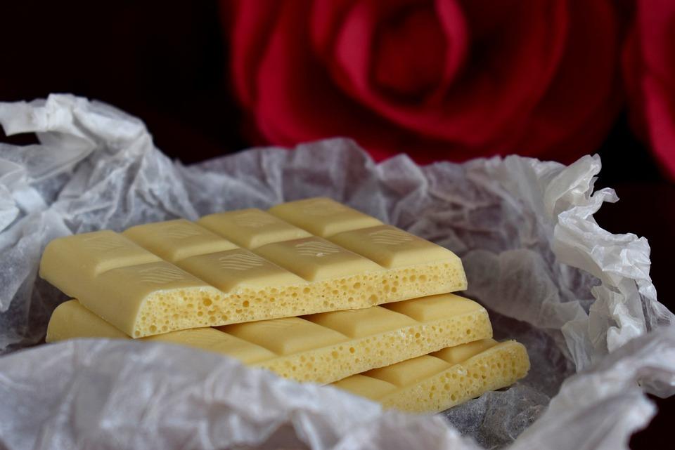 Chocolate, White Chocolate, Sweet, Sweets, Dessert