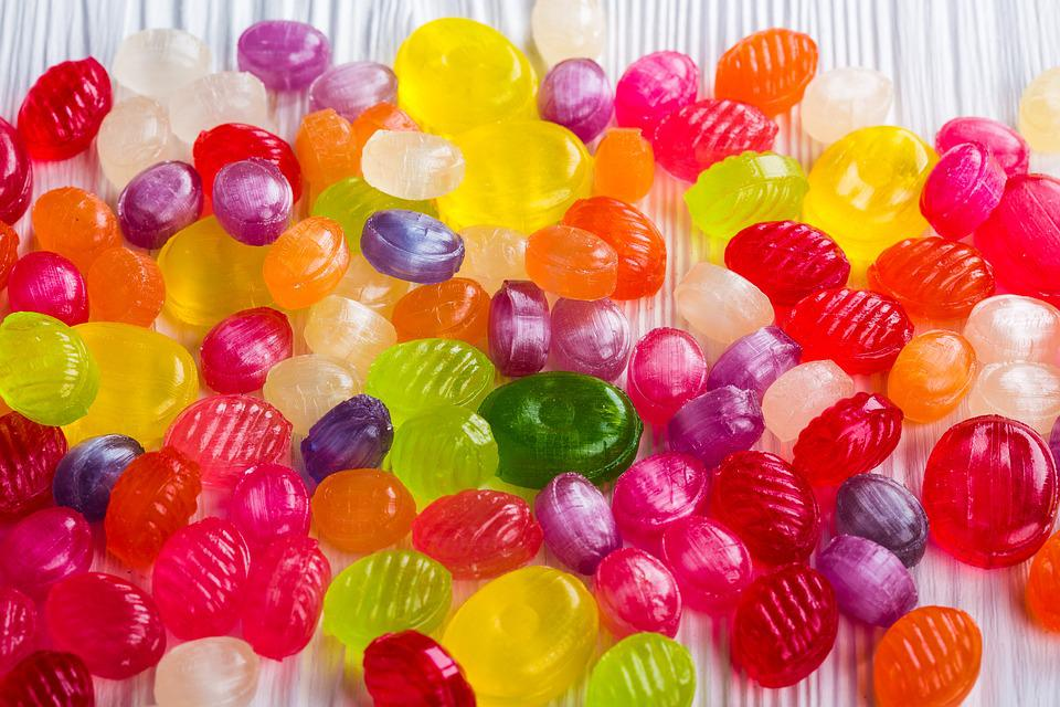 Caramel, Candy, Sweetmeats, Sweet, Food, Colorful