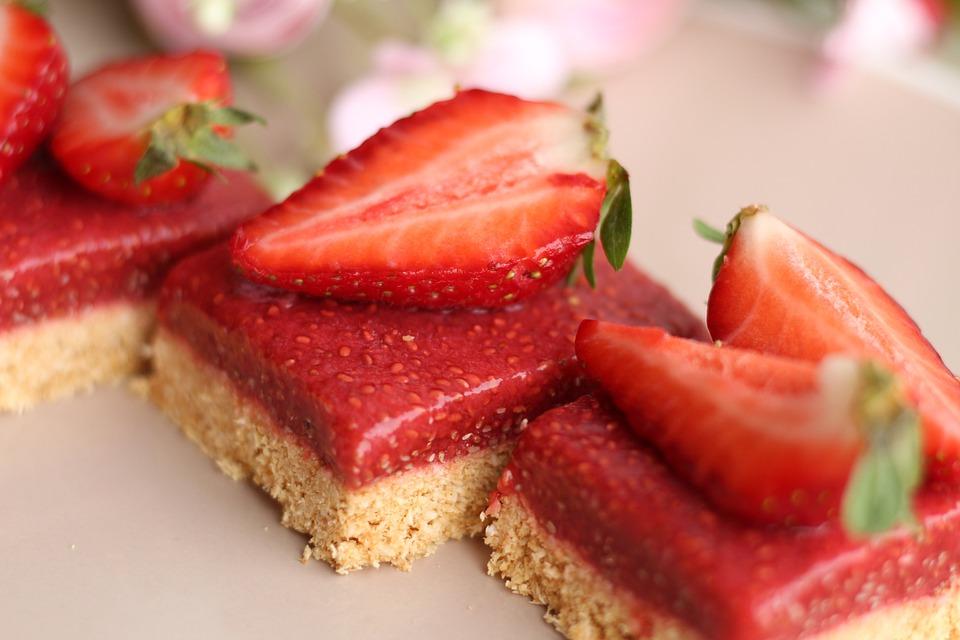 Strawberry, Dessert, Sweetness, Health, Nutrition