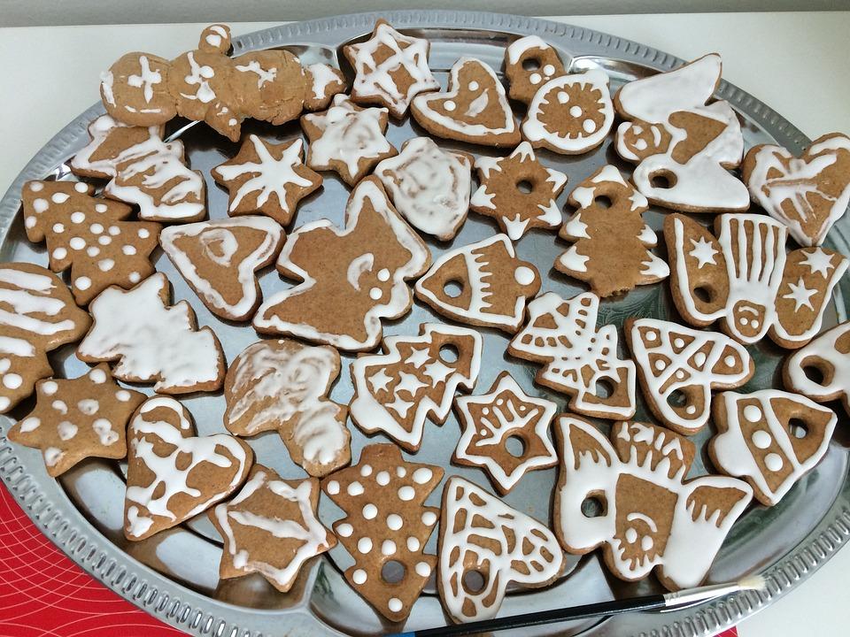 Sweets, Christmas Gingerbread, Christmas Time