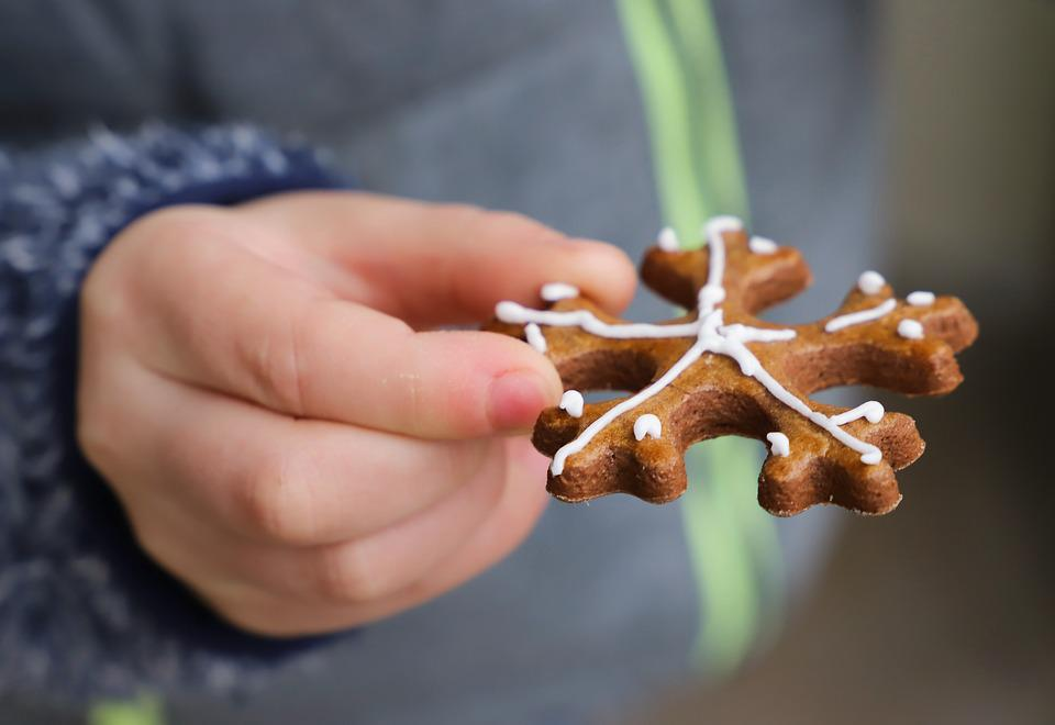 Perníček, Holidays, Sweets, Pastry, Christmas, Painted