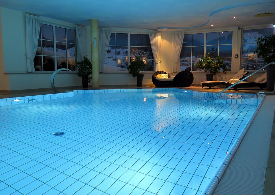 Swimming Pool, Blue, Water, Pool, Swim, Swimming-pool