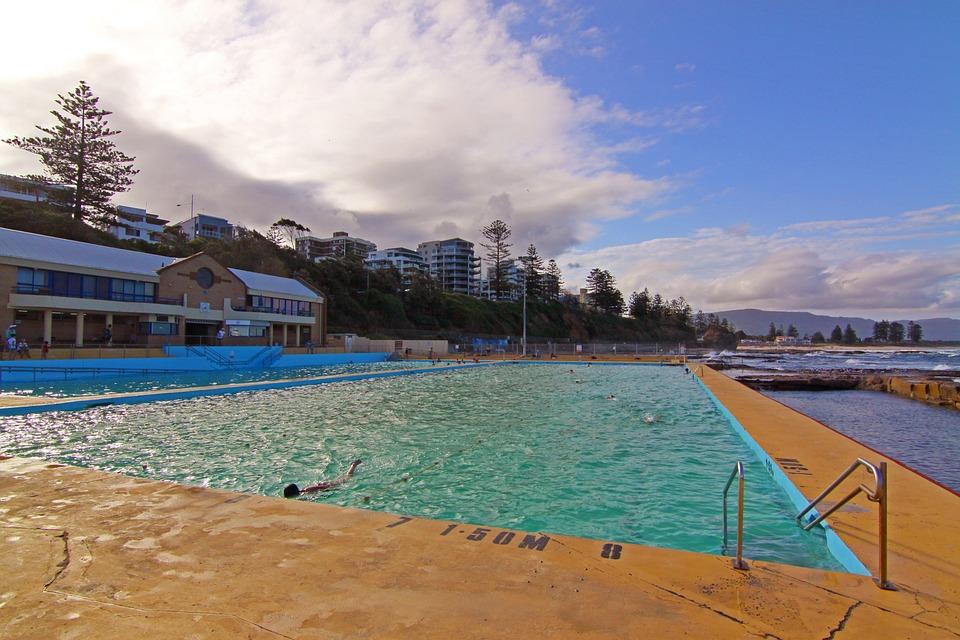 Pool, Summer, Beach, Vacation, Fun, Travel, Swimming