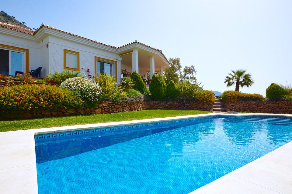 Villa, Holiday, Spain, Swimming Pool, Swimming