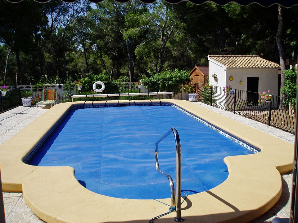 Swimming Pool, Swimming, Villa, Home, Pool, Swim