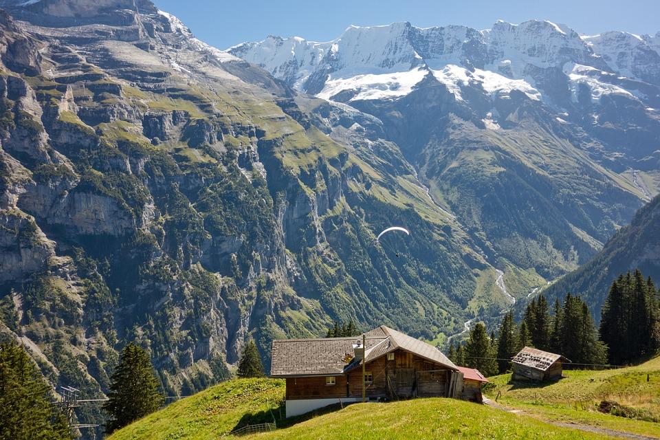 Switzerland, Alps, Landscape, Mountain, Swiss, Europe