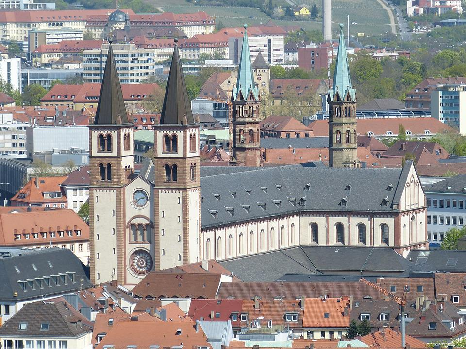 Würzburg, Bavaria, Swiss Francs, Historically, Old Town