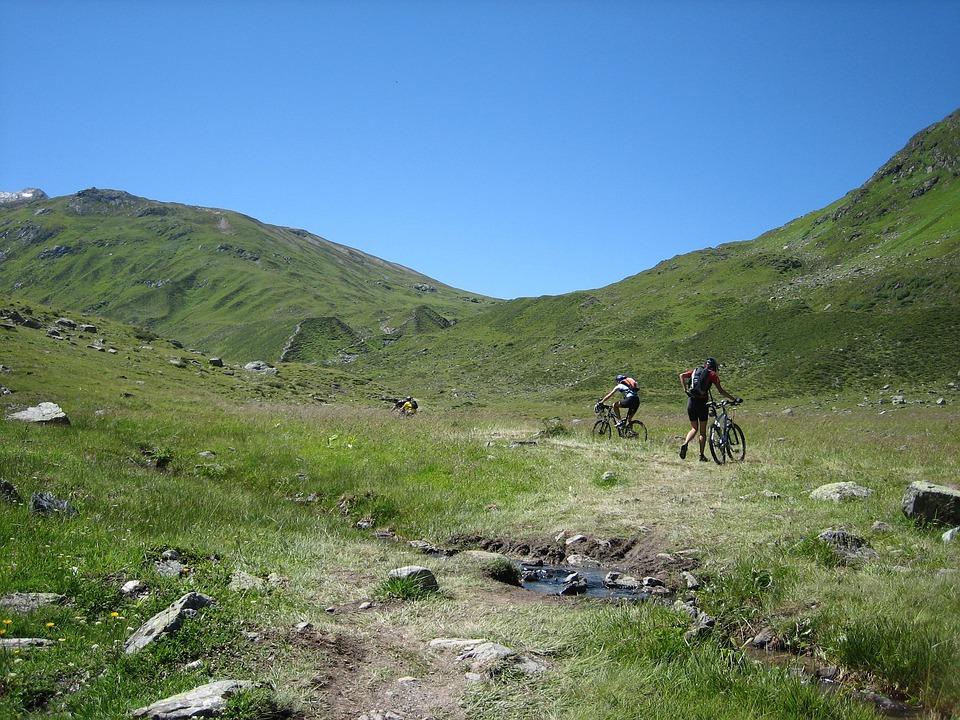Bike, Transalp, Sport, Cycling, Switzerland, Swiss