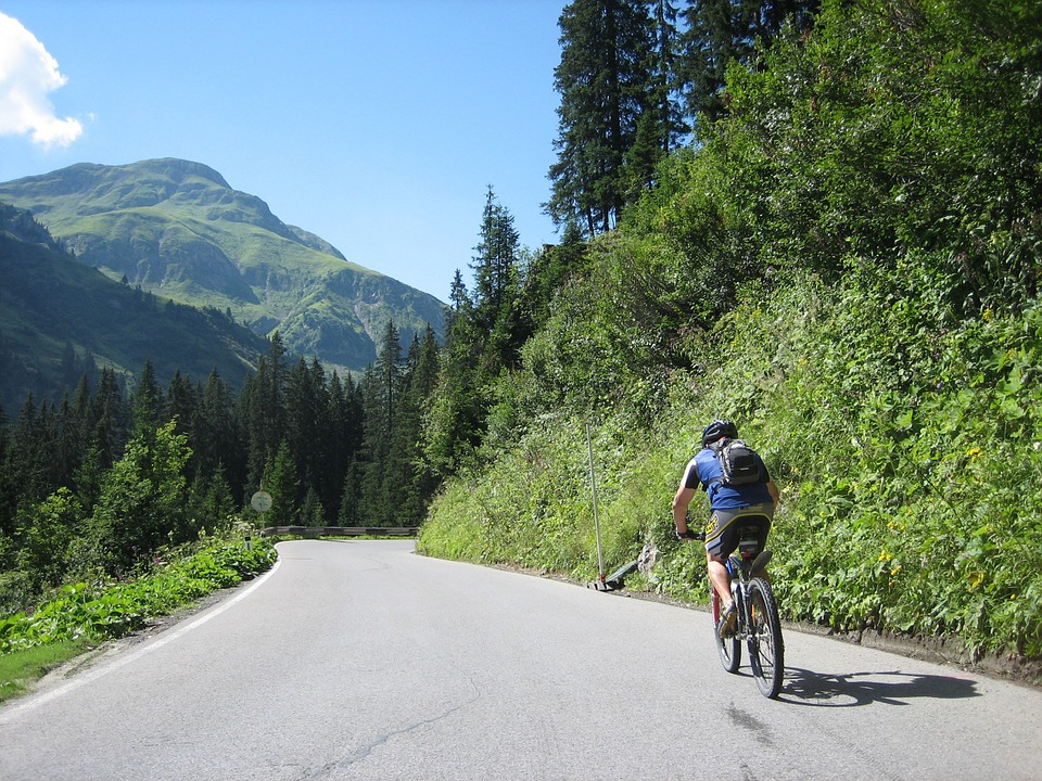 Cycling, Bike, Transalp, Sport, Switzerland, Swiss