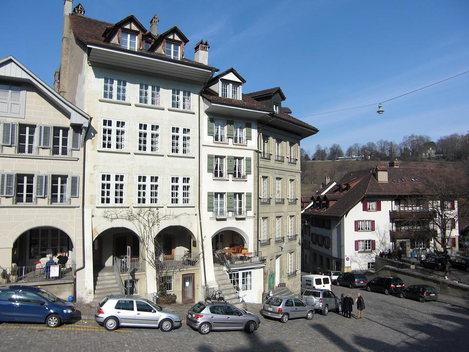 Bern, Historic Center, Downtown, Switzerland