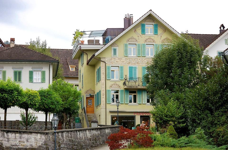 Housewife, Stans, Switzerland