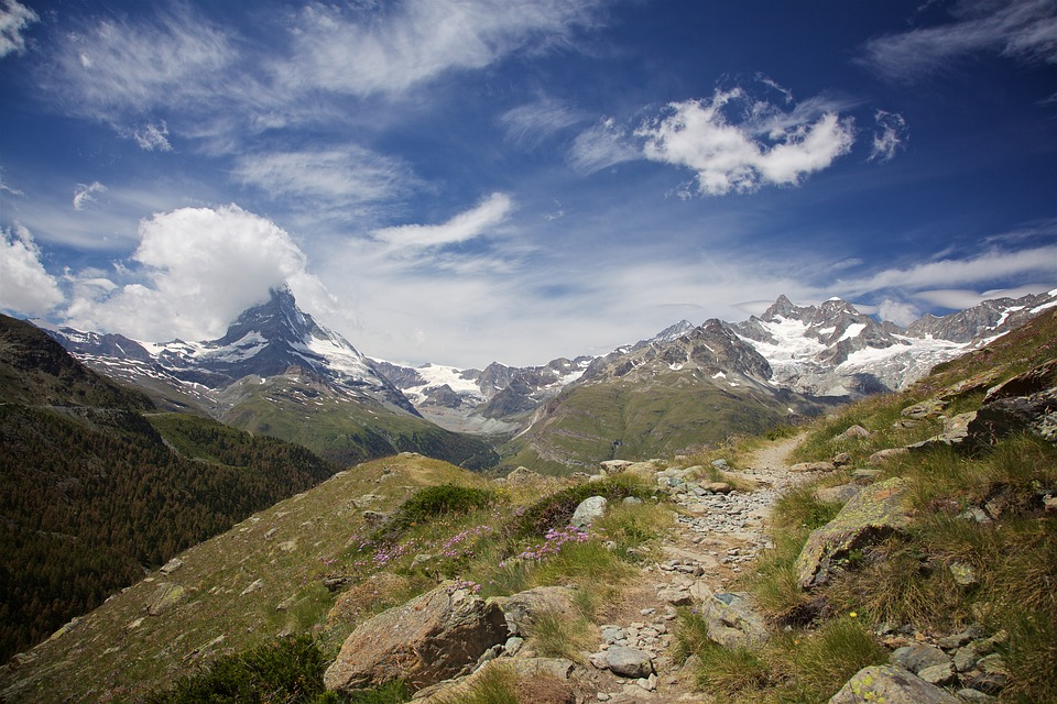Zermatt, Matterhorn, Mountain, Switzerland, Nature
