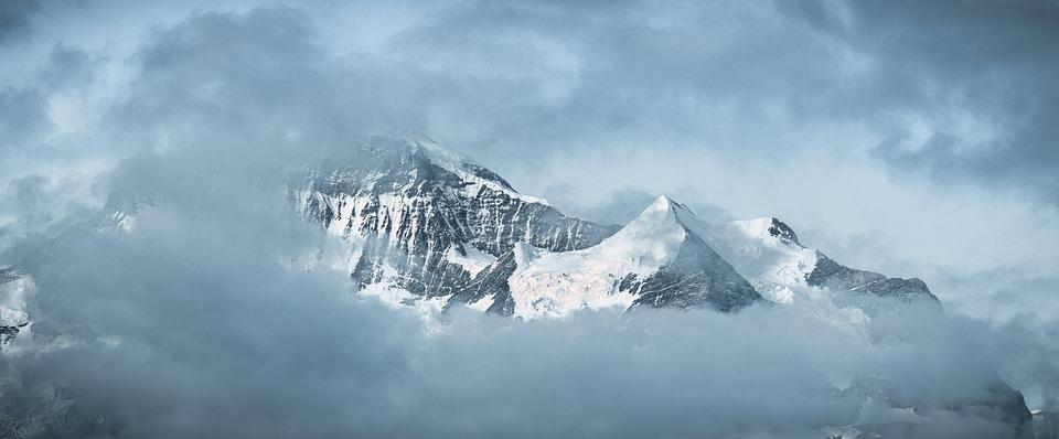 Alpine, Switzerland, High Mountains, Mountains