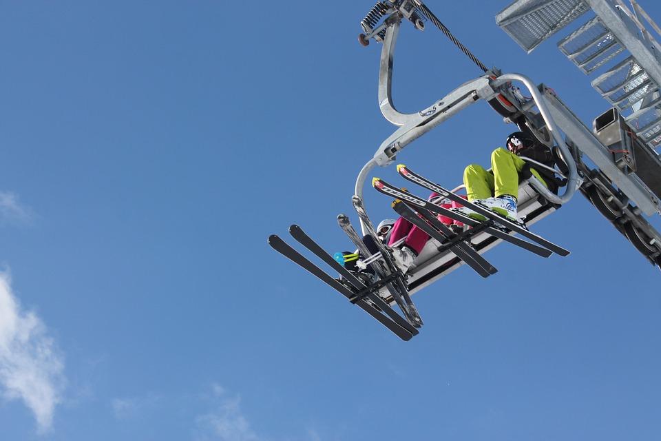 Switzerland, Ski, Drive, Winter, Winter Sports, Sport