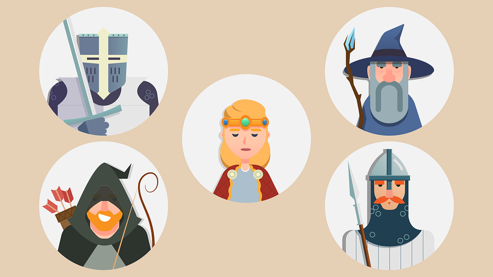 Medieval, Warrior, Sword, Knight, Armor, Soldier