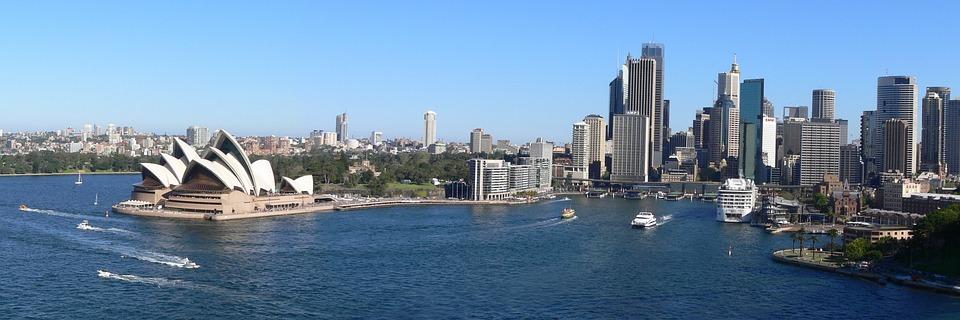 Sydney, Australia, Sydney Harbour, Opera House