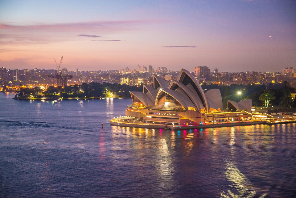 Sydney Opera House, Sydney, Architecture, Building