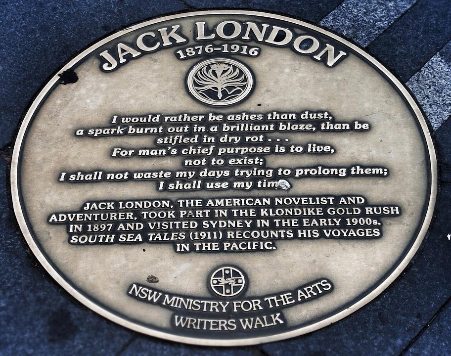 Jack London, Coin, Sydney, Silver