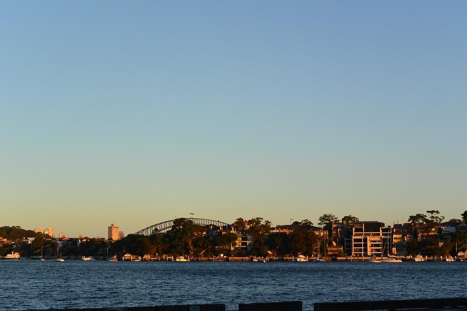 Sydney, Skyline, Landscape