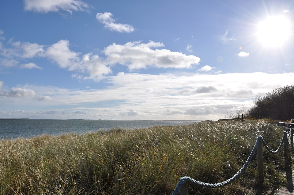 Sylt, North Sea, Dunes