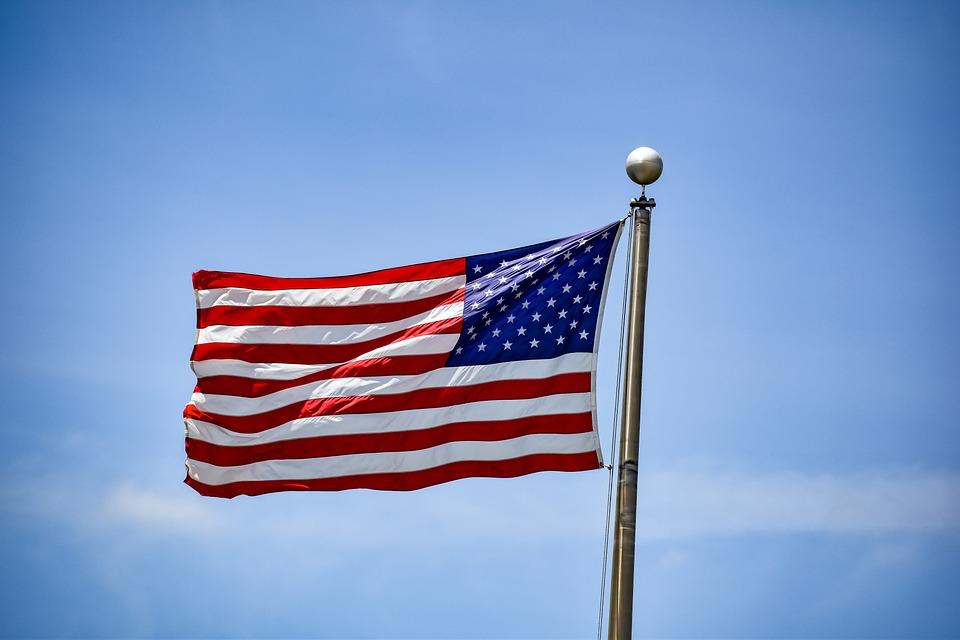 America, Flag, Usa, American, Patriotic, Symbol