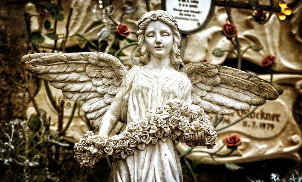 Angel, Symbol, Fig, Sculpture, Wing, Angel Figure