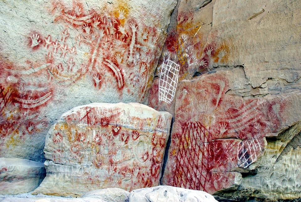 Rock Art, Rock, Art, Abstract, Cave, Symbol, Culture