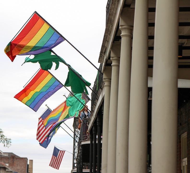 Community, Lgbt, Freedom, Symbol, Banner, America