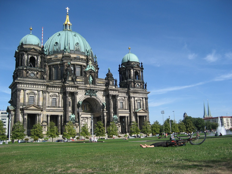 Berlin, Cathedral, Symbol, House, Church
