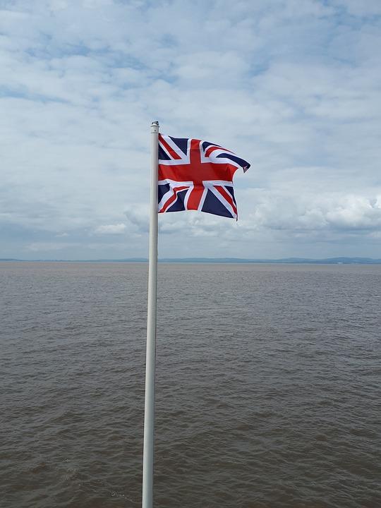England, Flag, Language, Symbol, Uk, British, Landscape