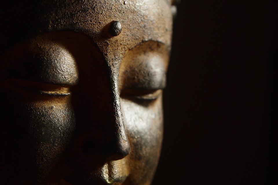 Buddha, Statue, Religion, Symbol