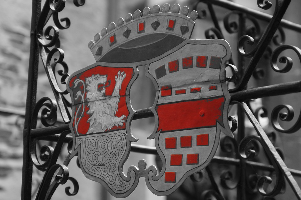 Coat Of Arms, Metal, Symbol, Middle Ages, Knight