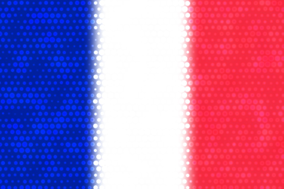 free photo symbol flag french national france french flag - max pixel