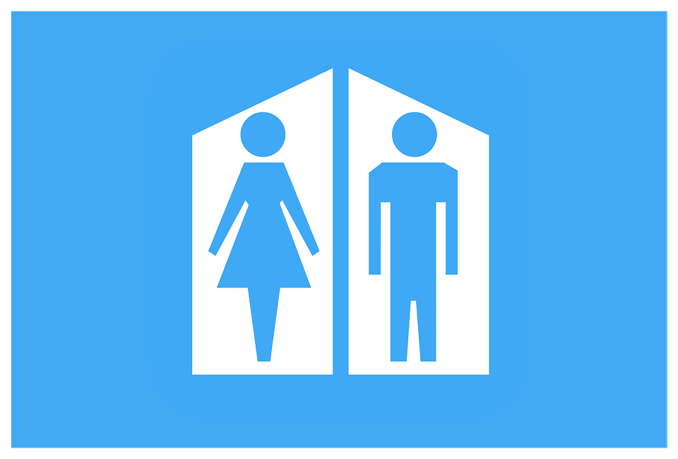Free Photo Symbol Gents Clipart Male Ladies Female Icon Max Pixel